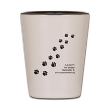 7x7_apparel-paws Shot Glass