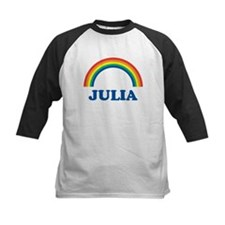 JULIA (rainbow) Tee