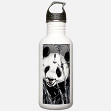 Large PosterpGrey Tone Water Bottle