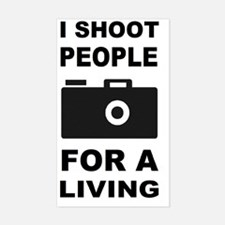 PHOTOGRAPHY GIFT FOR A LIVING Decal