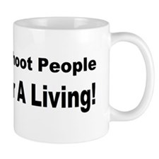 PHOTOGRAPHY GIFT FOR A LIVINGDBUTTbumpd Mug