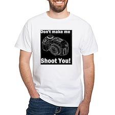 photographygift don tmake med Shirt