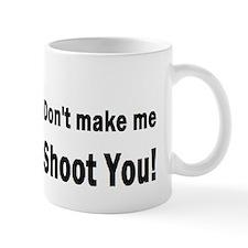 photographygift don tmake medbuttbumpl Small Mug