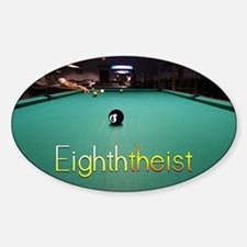 Eighth_Theist_9x12 Decal