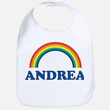 ANDREA (rainbow) Bib