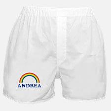 ANDREA (rainbow) Boxer Shorts