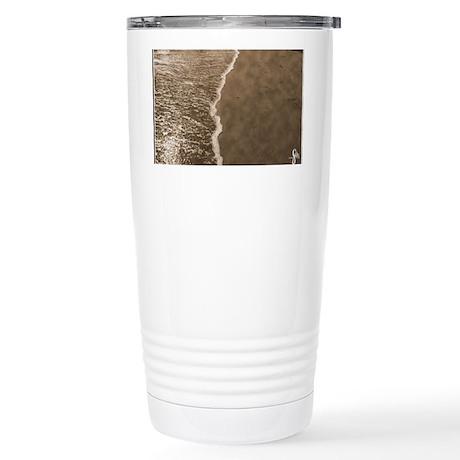 footprints Stainless Steel Travel Mug