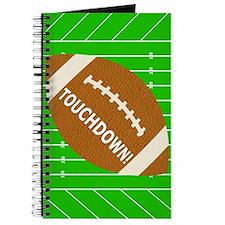 Football Theme iPad Hard Case Journal