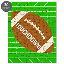 Football Theme iPad Hard Case Puzzle