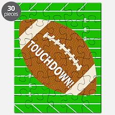 Football Theme iPad Hard Case Puzzle