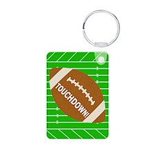 Football Theme iPad Hard C Keychains