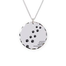 10x10_apparel-paws Necklace