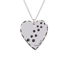 12x12_apparel-paws Necklace