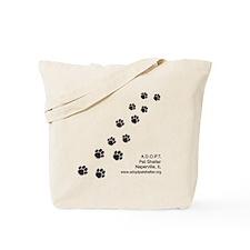 12x12_apparel-paws Tote Bag
