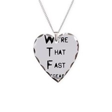Boostgear - WTF Necklace