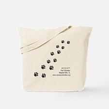 5x5_apparel-paws Tote Bag