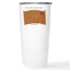 wheres the beef Travel Mug