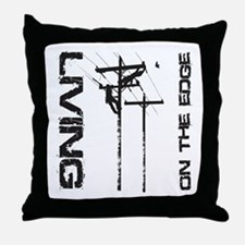 LOE_1 Throw Pillow