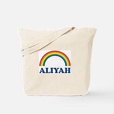 ALIYAH (rainbow) Tote Bag
