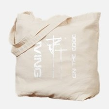 LOE_1_black background Tote Bag