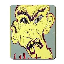 face of addiction Mousepad