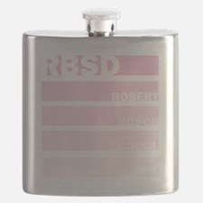 Stripes (Pink) Flask