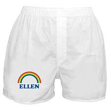 ELLEN (rainbow) Boxer Shorts