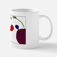 beet boxing Mug
