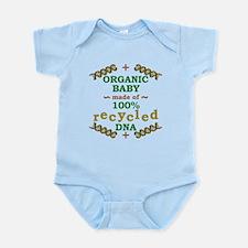 Funny Organic Baby Infant Bodysuit