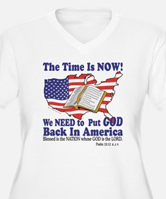 God in America T-Shirt