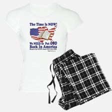 God in America Pajamas