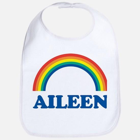 AILEEN (rainbow) Bib