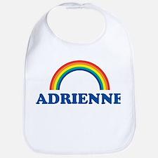 ADRIENNE (rainbow) Bib