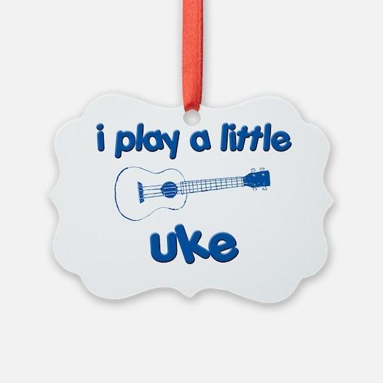 ukulele player uke musicians ukes Ornament