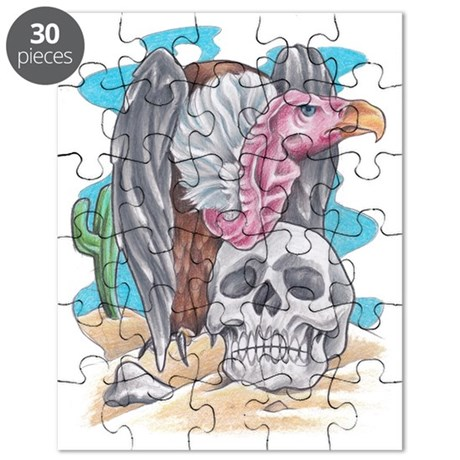 vulture color Puzzle