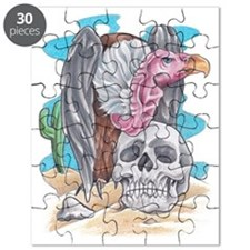 vulture color Puzzle