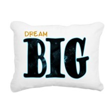 dreambig Rectangular Canvas Pillow