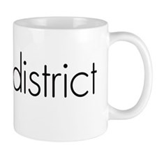 pearl district Mug