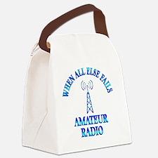 AMATEURFAIL Canvas Lunch Bag