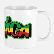jamaicagraffitibumper Mug