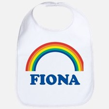 FIONA (rainbow) Bib