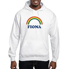 FIONA (rainbow) Hoodie Sweatshirt