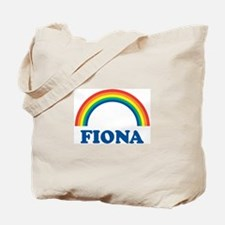 FIONA (rainbow) Tote Bag