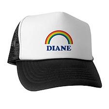 DIANE (rainbow) Hat