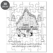 4754_organ_cartoon Puzzle