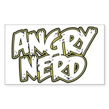 angry-nerd Decal