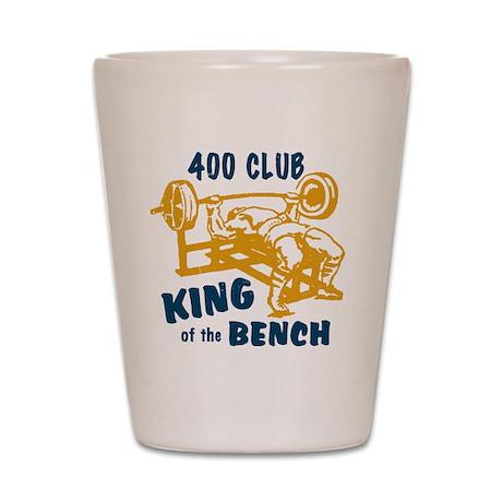 bench_kob_small_400 Shot Glass
