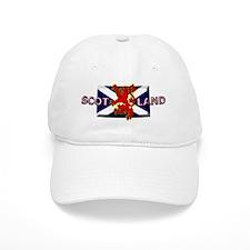 Scotland Rampant Skiphat Baseball Cap