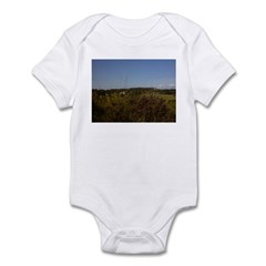 Heather on Forest Infant Bodysuit