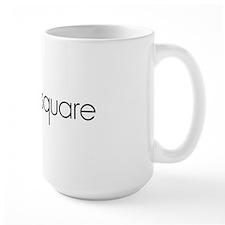 logan square Mug